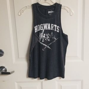 HARRY POTTER TANK TOP WOMENS SMALL